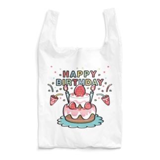CT61HAPPY BRITHDAY  Reusable Bag