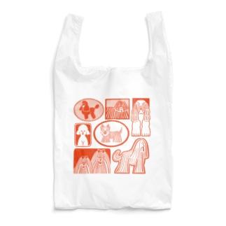 𝗬𝗨𝗞𝗔 𝗡𝗜𝗦𝗛𝗜𝗜𝗭𝗨𝗠𝗜のわんわんパラダイス Reusable Bag