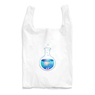 科学の夢 Reusable Bag