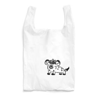 いたずらっこなブチハイエナ Reusable Bag