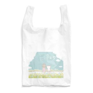 ひとりぼっちのかみさま。〜LIFE〜 Reusable Bag