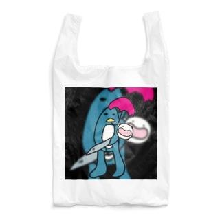 ソルジャーぺんぎんの子守唄(ララバイ) Reusable Bag