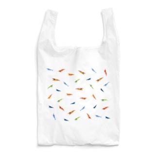 saoliicaのエビのツマツマ Reusable Bag
