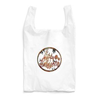 ハッピーハロウィン Reusable Bag