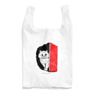 ルイス・ウェイン ねこ Reusable Bag