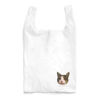 イケニャン 福招く! Reusable Bag