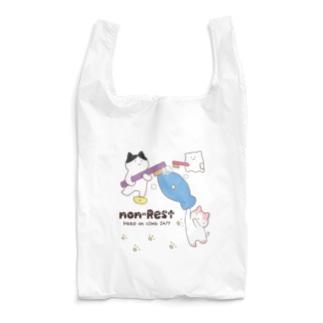 ホールドごしごしねこら。 ボルダリング Reusable Bag