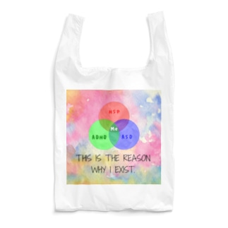 identity_ab_st_and_tb Reusable Bag