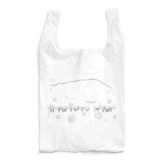 チャグチャグ馬コ行列 シャツ 青 Reusable Bag