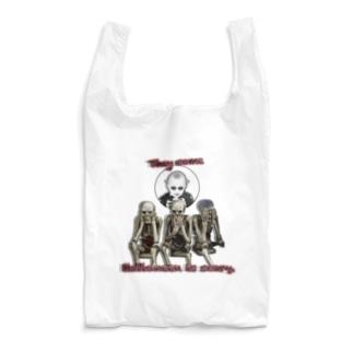 ハロウィン怖い Reusable Bag