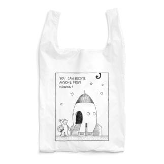 何にでもなれる Reusable Bag