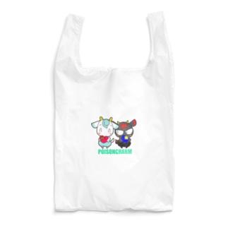 アオヤギさんとミヤギちゃん Reusable Bag