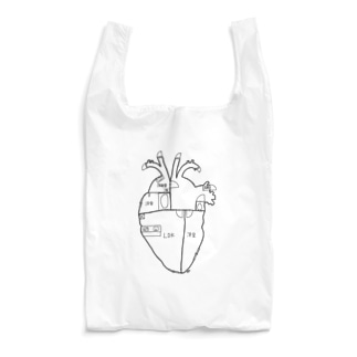 間取り図 Reusable Bag