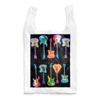 サイケ🎸ギター Reusable Bag