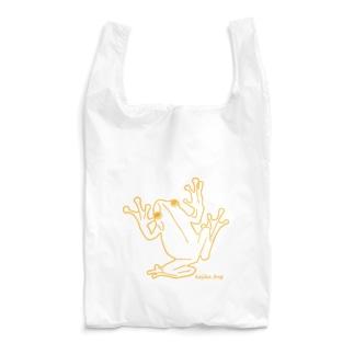 カジカガエル Reusable Bag