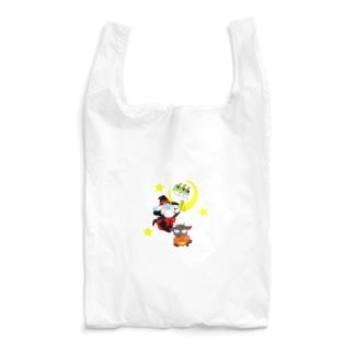 アオヤギミヤギハロウィン Reusable Bag