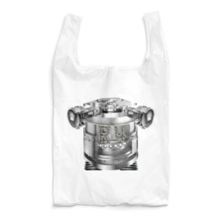 ロボ4号 Reusable Bag