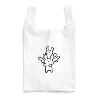 うさぎその一。 Reusable Bag