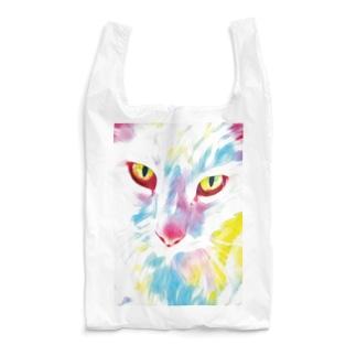 夢世界の番猫 Reusable Bag