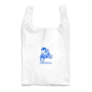 ライダーアオヤギさん Reusable Bag