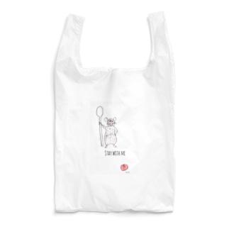 ネズミくん&リンゴちゃん Reusable Bag