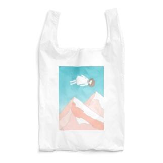 ふわり高く Reusable Bag