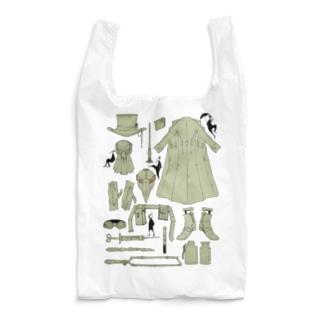 ペスト医師の持ち物 Reusable Bag