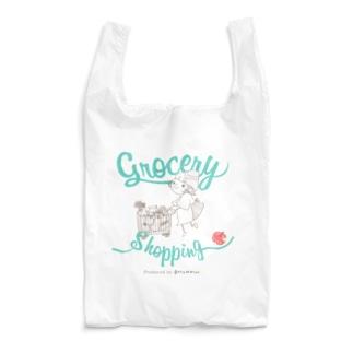 grocery shopping B Reusable Bag