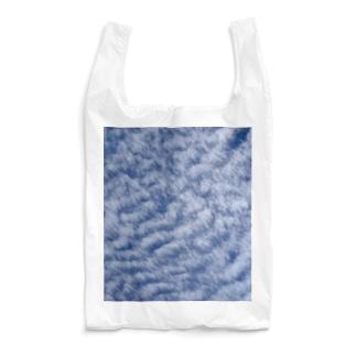 いわし雲photo Reusable Bag