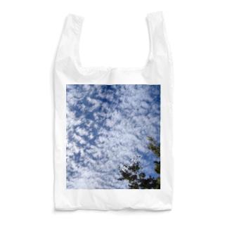 いわし雲photo2 Reusable Bag