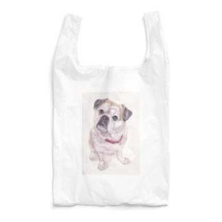 看板犬ナナちゃんグッズ Reusable Bag
