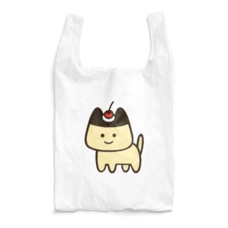 プリンねこ Reusable Bag