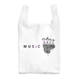 I love music♡ Reusable Bag