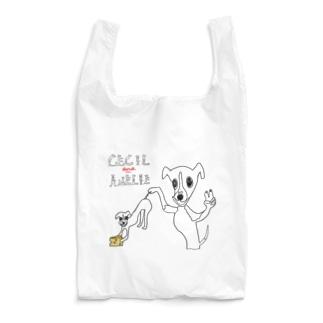 セシル&アメリちゃん Reusable Bag