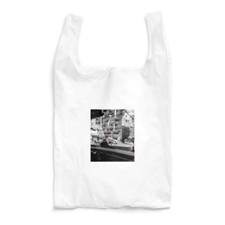 パトカー警ら命 Reusable Bag