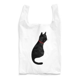 黒猫さん Reusable Bag