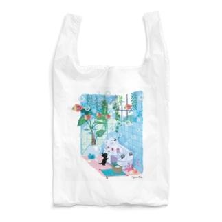 イラストレーター おおでゆかこの夏がやってきた Reusable Bag