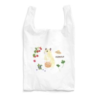 【KAMAP】ベリー摘みのキンクマ Reusable Bag