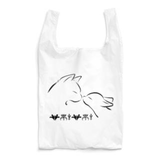 猫ちゃんズ Reusable Bag