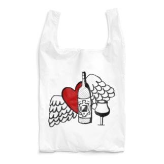 God of wine.. Reusable Bag