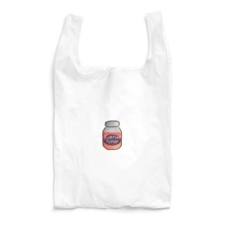 花梨シロップbottle(茜色) Reusable Bag