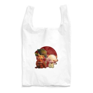 ちみびととちみやぎ Reusable Bag