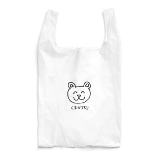 くまのつもりらしい Reusable Bag