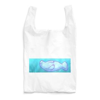マナティのびのび Reusable Bag
