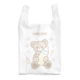 BABY BEAR パステル Reusable Bag