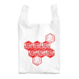 アンチウィルス~疫病退散~ Reusable Bag