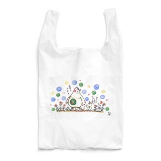 283_お買い物 Reusable Bag
