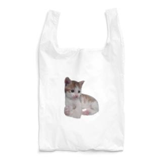 ちびねこ Reusable Bag