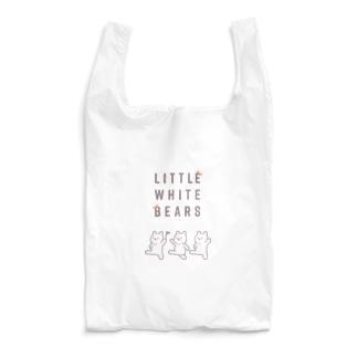 LITTLE WHITE BEARS(行進ver.) Reusable Bag
