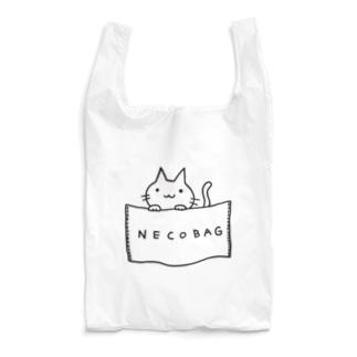ネコバッグ Reusable Bag
